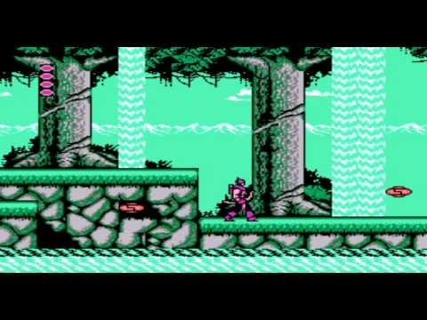 NES Games - Captain America and The Avengers (Part 1/3)