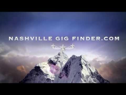 Nashville Gig Finder .com