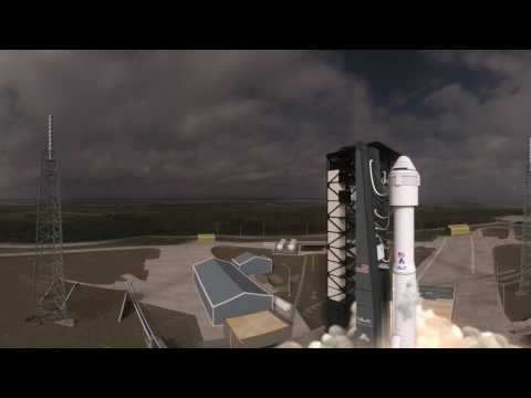 Ride in Boeing Starliner atop a ULA Atlas V in this 360 Launch Experience