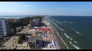 Mamaia, Constanta - Day&Night - August 2015