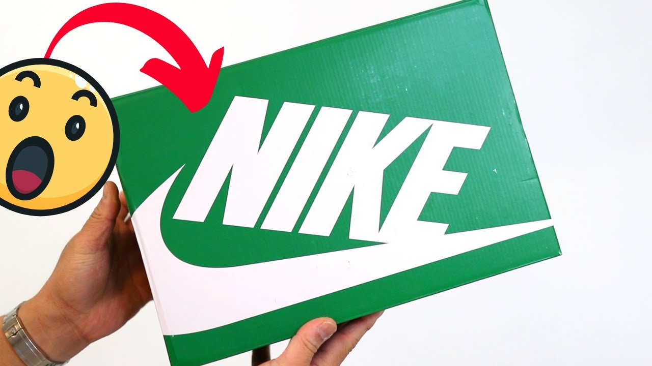 My MOST EXPENSIVE & LIMITED Retail NIKE SNEAKERS!!