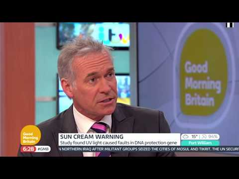 Could Your Sun Cream Give You Cancer? | Good Morning Britain