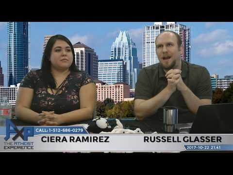Atheist Experience 21.41 Russell Glasser and Ciera Ramirez