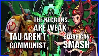Correcting the Most Popular Misconceptions in Warhammer 40k Lore
