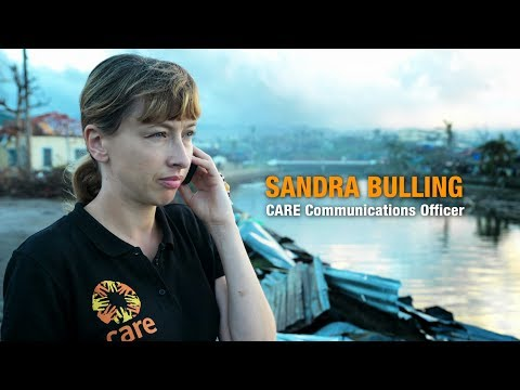 Reports From the Field: Sandra Bulling in the Philippines
