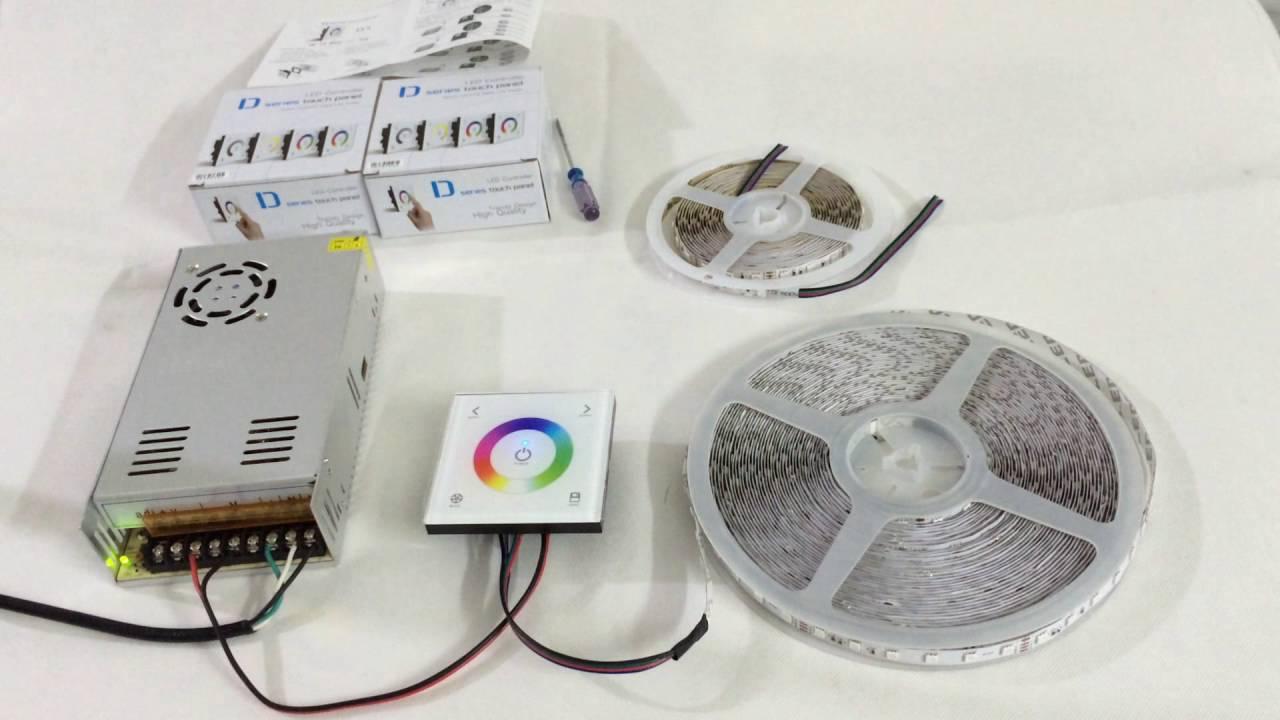 65feet(20meter) per reel RGB led strip lights for Living room ...