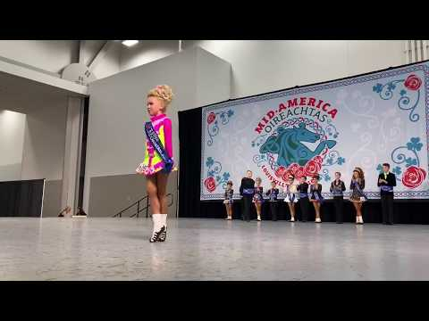 Mid America Oireachtas 2018 - Sunday Parade of Champions