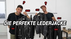 Die Perfekte LEDERJACKE | Darauf kommt es an | Magic Fox & Kosta Williams