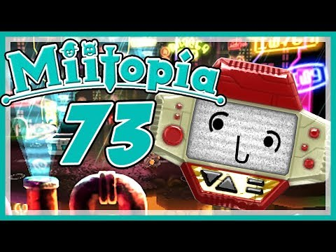 MIITOPIA # 73 ⚔️ Neo-Lumina, die Stadt der Albträume! [HD60] Let's Play Miitopia