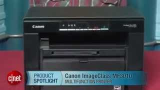 Canon ImageClass MF3010 Review