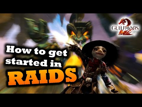 How to get started in RAIDS - a Guild Wars 2 Guide