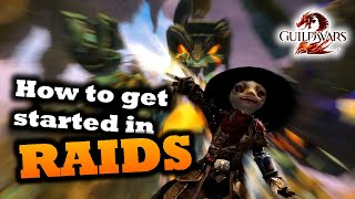 How to get staŗted in RAIDS - a Guild Wars 2 Guide