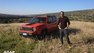 Jeep Renegade 2016 جيب رينيجيد