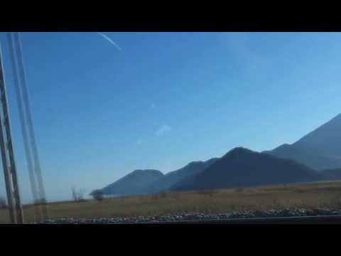 LAKE SKADAR--VIEW FROM THE  ROAD