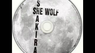 She Wolf by Shakira piano cover