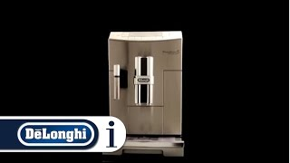 Using Your De'Longhi PrimaDonna S DeLux ECAM 28.465 AU Coffee Machine