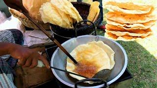 Papad   Papadum   Papor Vaja   Popular Roadside Food