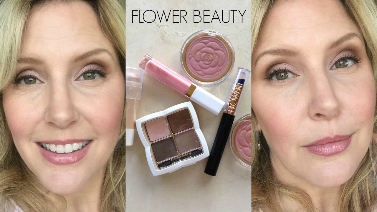 Flower beauty cosmetics review and tutorial youtube flower beauty cosmetics review and tutorial izmirmasajfo