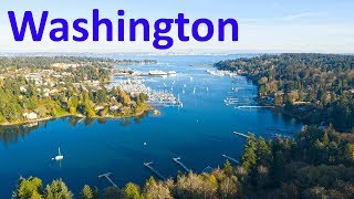 Named for the first president of united states. washington is a state in pacific northwest region with more than 7.4 million pe...