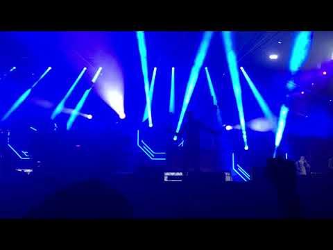 The Prodigy - No good (start the dance) (live at Untold, Cluj-Napoca, Romania 2018)