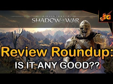 Shadow Of War REVIEW ROUNDUP: Is It Any GOOD?? (All The Reviews Are Rolling In & Critics Say..)