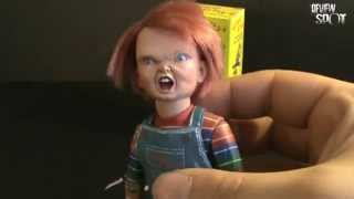 NECA Cult Classics Series 4 Child's Play 3 Chucky   Video Review HORROR