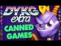 Spyro's Cancelled MMORPG [Cancelled MMOs] - Did You Know Gaming? extra Feat. Greg