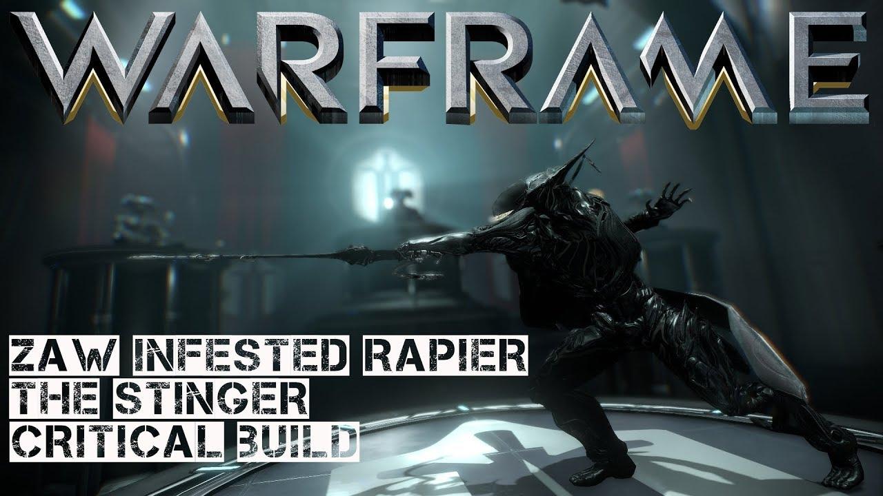Stinger Build Warframe