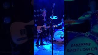 Badflower live Cleveland 10/5/18. Ghost