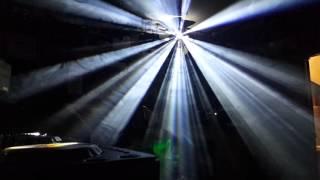 American DJ Warlock - sound mode @ ProDJGear.co.uk