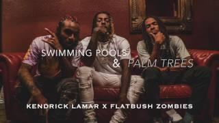 """Kendrick Lamar x Flatbush Zombies - """"Swimming Trees""""   Valid Beats   Remix"""