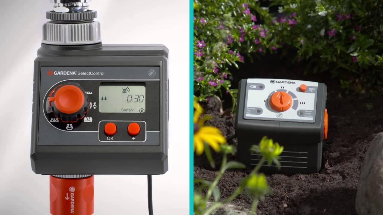 maxresdefault - Gardena Easy Control Water Timer Instructions