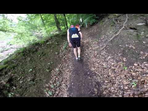 Fred Verstrepen Gopro Trail Namur Capitale 1ère difficulté