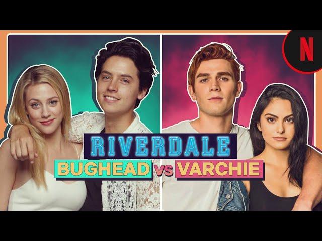Varchie vs Bughead, ¿qué pareja es mejor? | Riverdale | Netflix