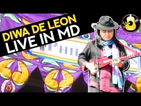 Diwa de Leon - Live at Fiesta Asia 2018 in Silver Spring, Maryland || Hegalong Project