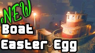 Boat Horn/Bell Mini Easter Egg!! | Shadows of Evil Easter Egg | Black Ops 3 Zombies |