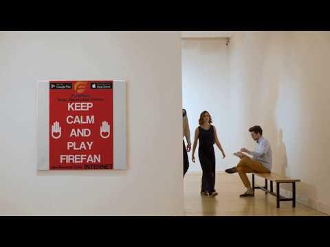 VIDDYOZE RV art expo square