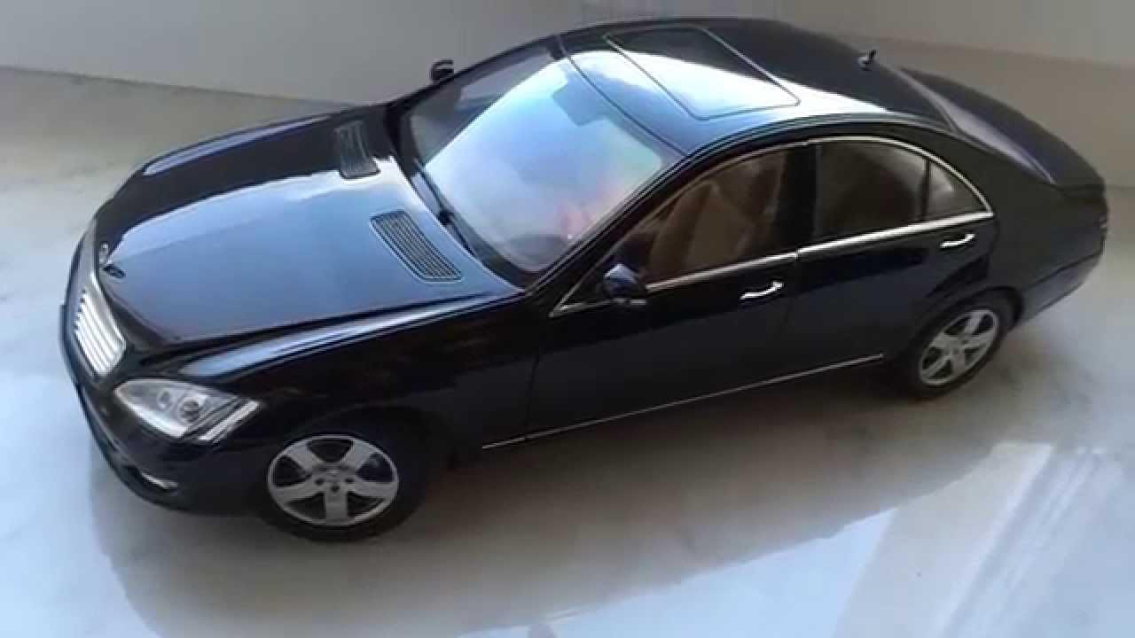 Miniature Mercedes Classe A