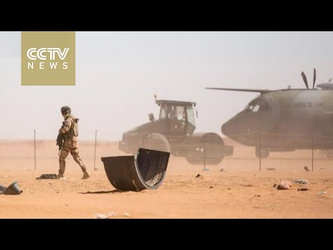 Three French soldiers die in Libya helicopter crash