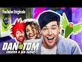 Save The Show - DanTDM Creates A Big Scene Ep 1