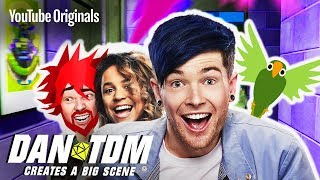 Save The Show  - DanTDM Creates a Big Scene (Ep 1) thumbnail