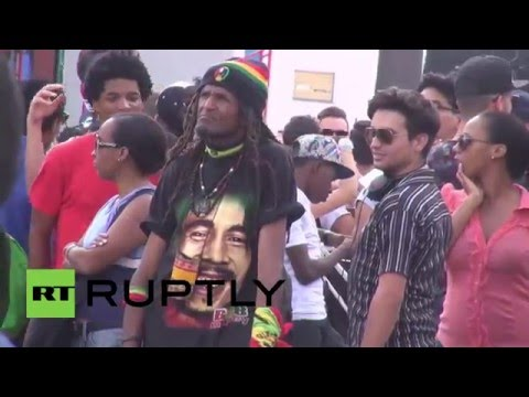 Cuba: Major Lazer performs first US concert in Cuba since '62