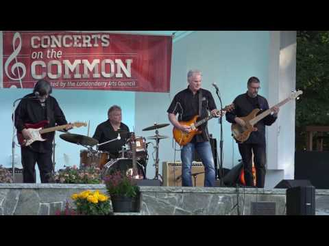 Concerts on the Common 2017 - The Bruce Marshall Group