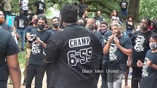 Black Men United New Orleans 2020