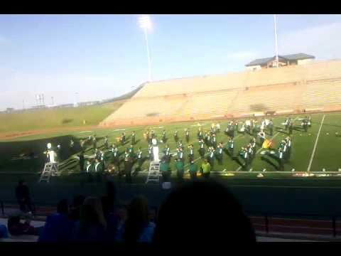 Pride of Pampa Band 2010 UIL Performance - YouTube