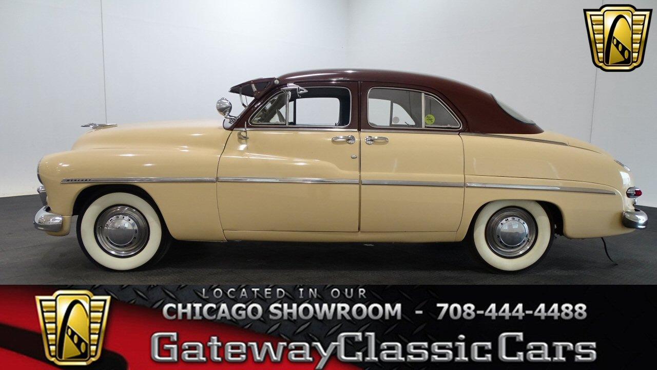 Mercury Eight Gateway Classic Cars Chicago Youtube