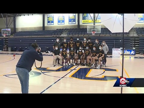 Johnson County Community College's basketball teams heading to nationals