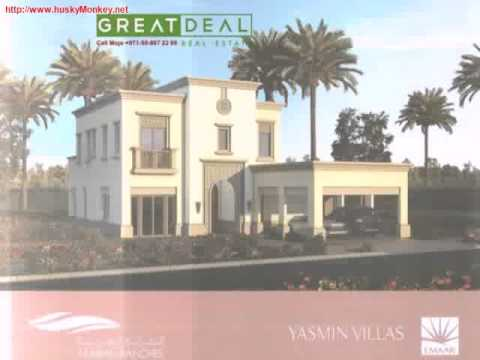 阿拉伯山庄的四房另带保姆房别墅 出售arabian Ranches 4Br + Maid R Villa For Sale