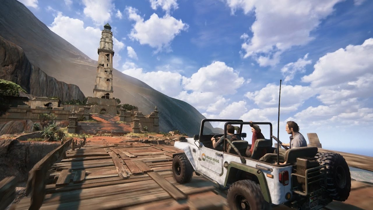 UNCHARTED 4 - INCREIBLE! #9