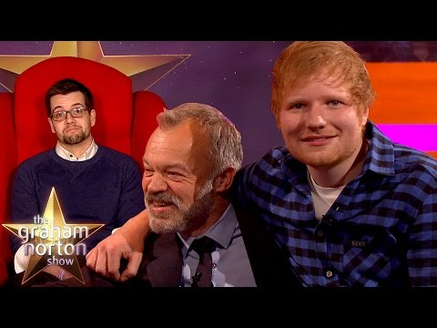 Thumbnail: Ed Sheeran Doesn't Recognise His Best Mate in the Red Chair! - The Graham Norton Show